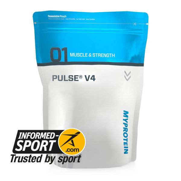 PreWorkout Pulse V4