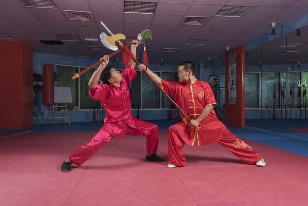 Dubai Kung Fu Class 2