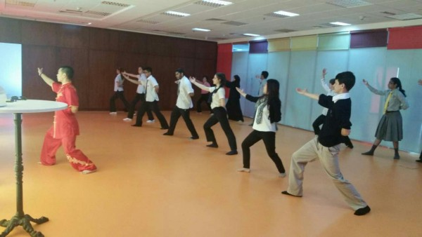 Dubai Kung Fu Class