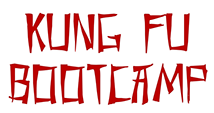 Logo For Kung Fu Bootcamp